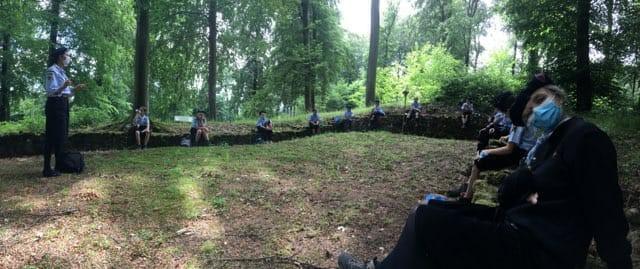 Covid vs Scouts : Luxembourg