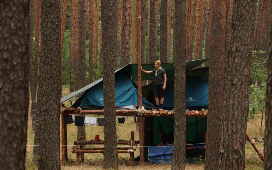 Les camps d'été 2020 en Pologne