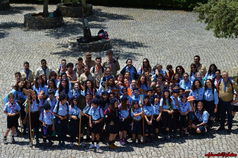 40th Anniversary of Portuguese Guides & Scouts Of Europe