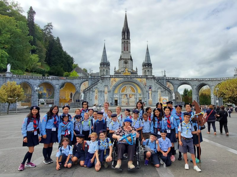 FNE meets FSE in Lourdes!