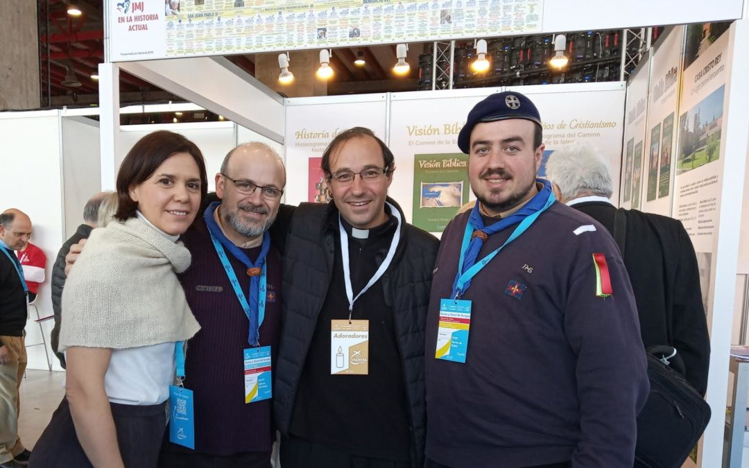 "Spain: Lay Congress ""The People of God which goes forth"""