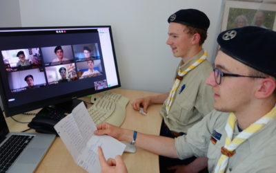 Covid vs. Scouts: Germany