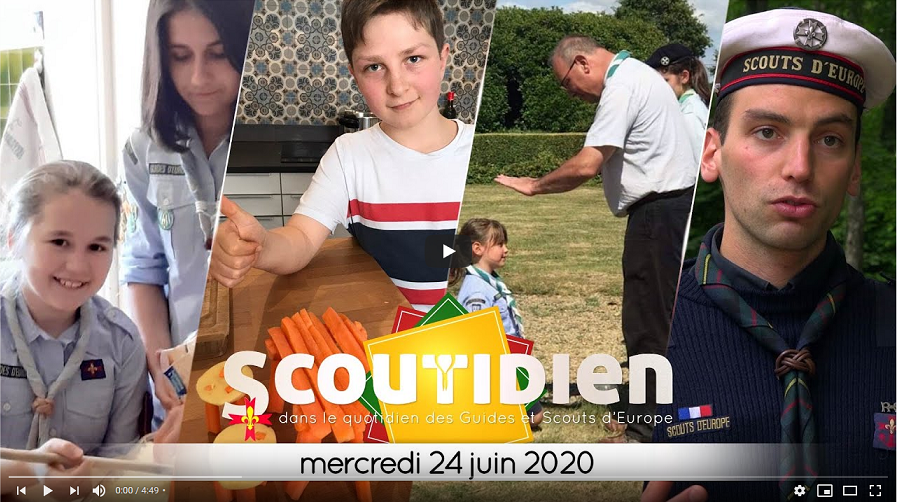 Covid vs Scouts: France