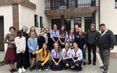Un weekend avec des guides aînées ukrainiennes