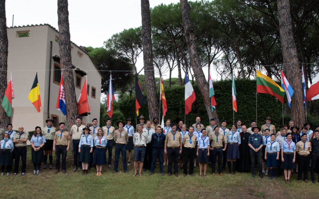 Conseil fédéral 2021 à Rome